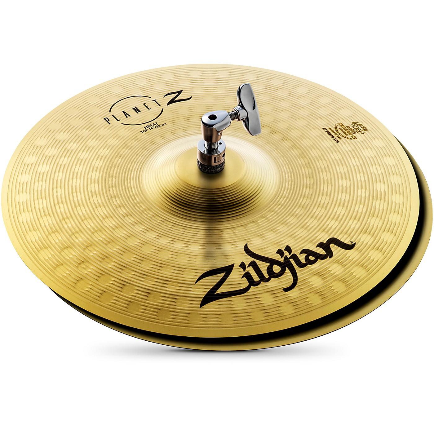 Zildjian Planet Z Hi-Hat Cymbals thumbnail