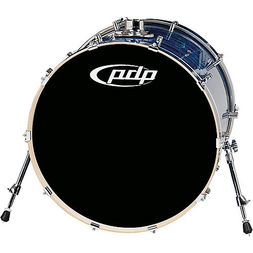 PDP by DW Platinum Finishply Bass Drum with Tom Mount thumbnail