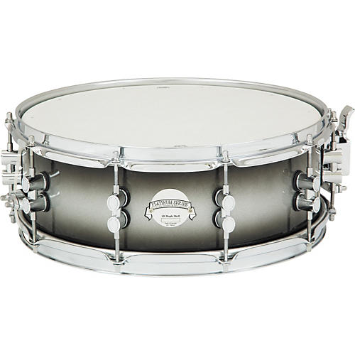 PDP by DW Platinum Lacquer Solid Maple Snare thumbnail