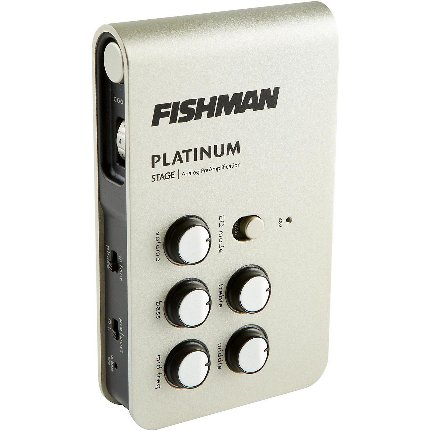 Fishman Platinum Stage Acoustic Guitar Preamp thumbnail