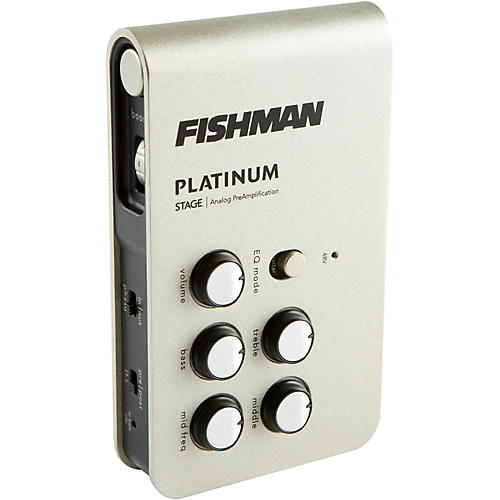 Fishman Platinum Stage Acoustic Guitar Preamp thumbnail