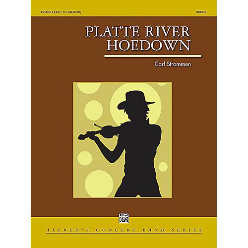 Alfred Platte River Hoedown Concert Band Grade 3.5 Set thumbnail