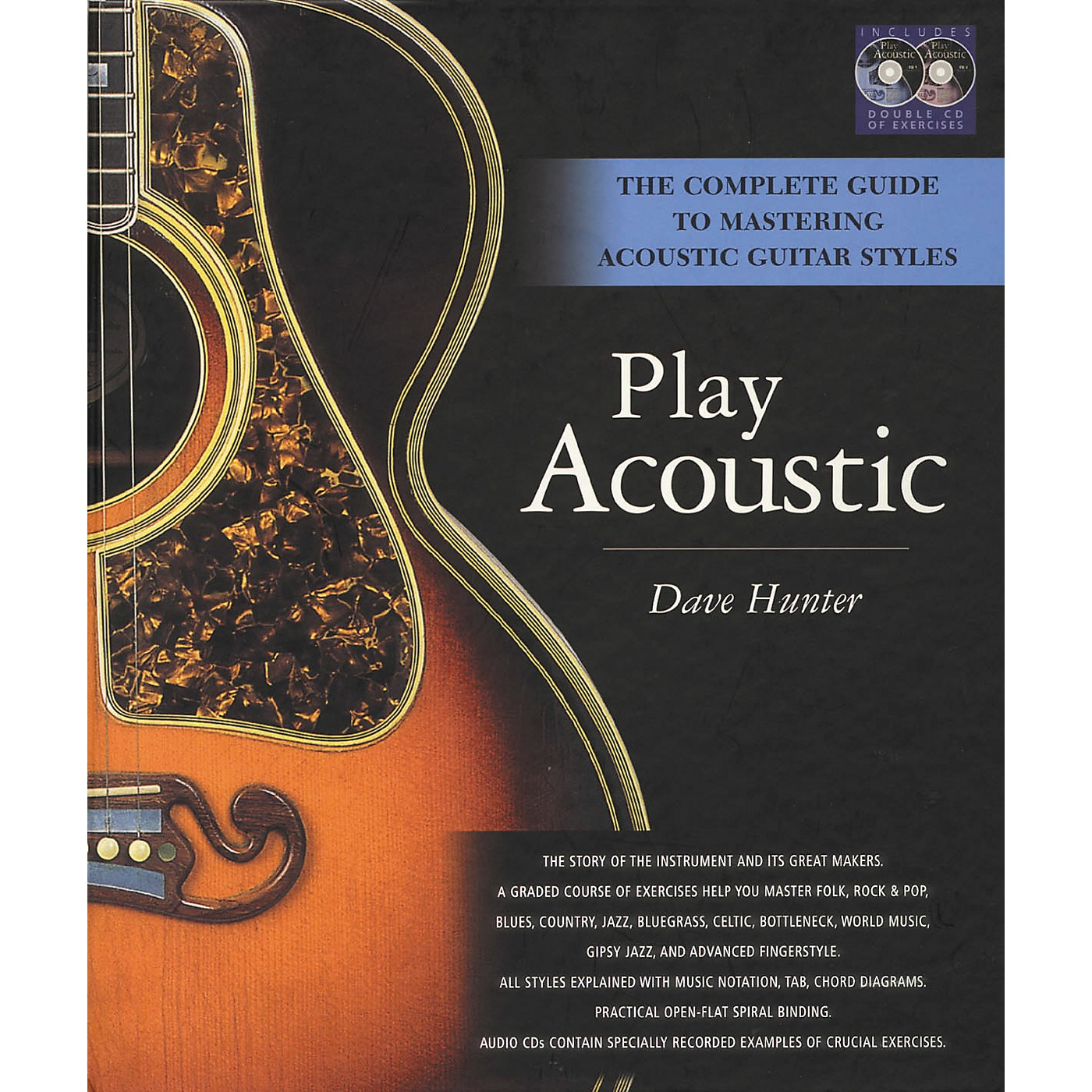 Hal Leonard Play Acoustic (Book and CD Package) thumbnail