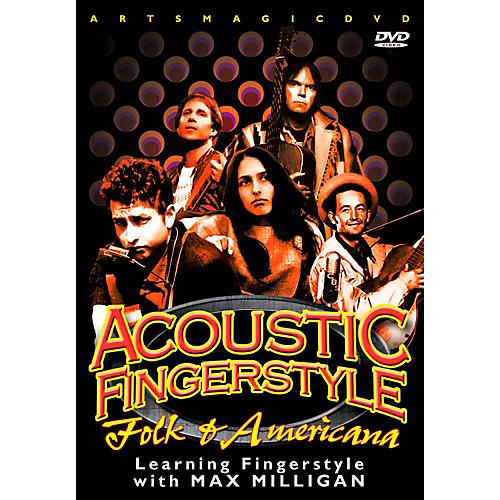 WEA Play Acoustic Fingerstyle - Folk & Americana-thumbnail