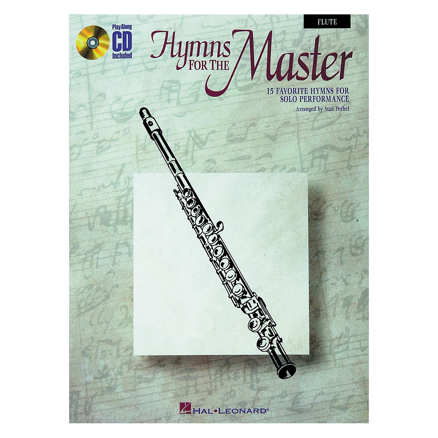 Hal Leonard Play Along Hymns for The Master (Book/CD) thumbnail