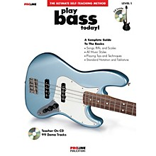 Proline Play Bass Today! (Book/CD)