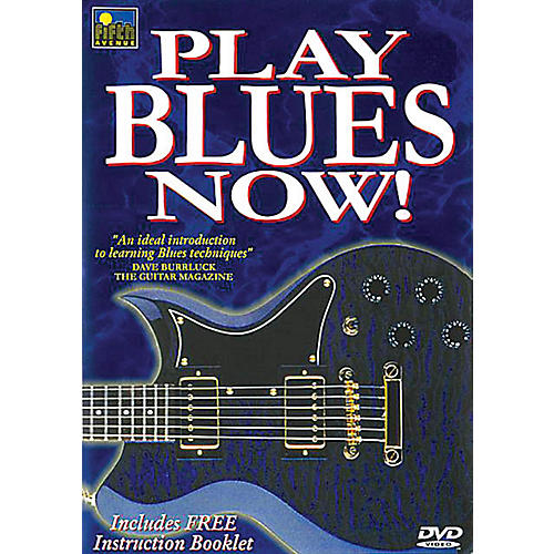 Music Sales Play Blues Now! Music Sales America Series DVD Written by Mel Reeves thumbnail