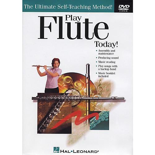Hal Leonard Play Flute Today! DVD thumbnail
