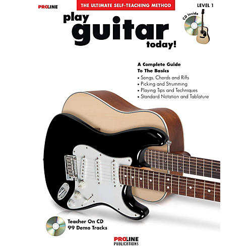 Proline Play Guitar Today! (Book/CD) thumbnail