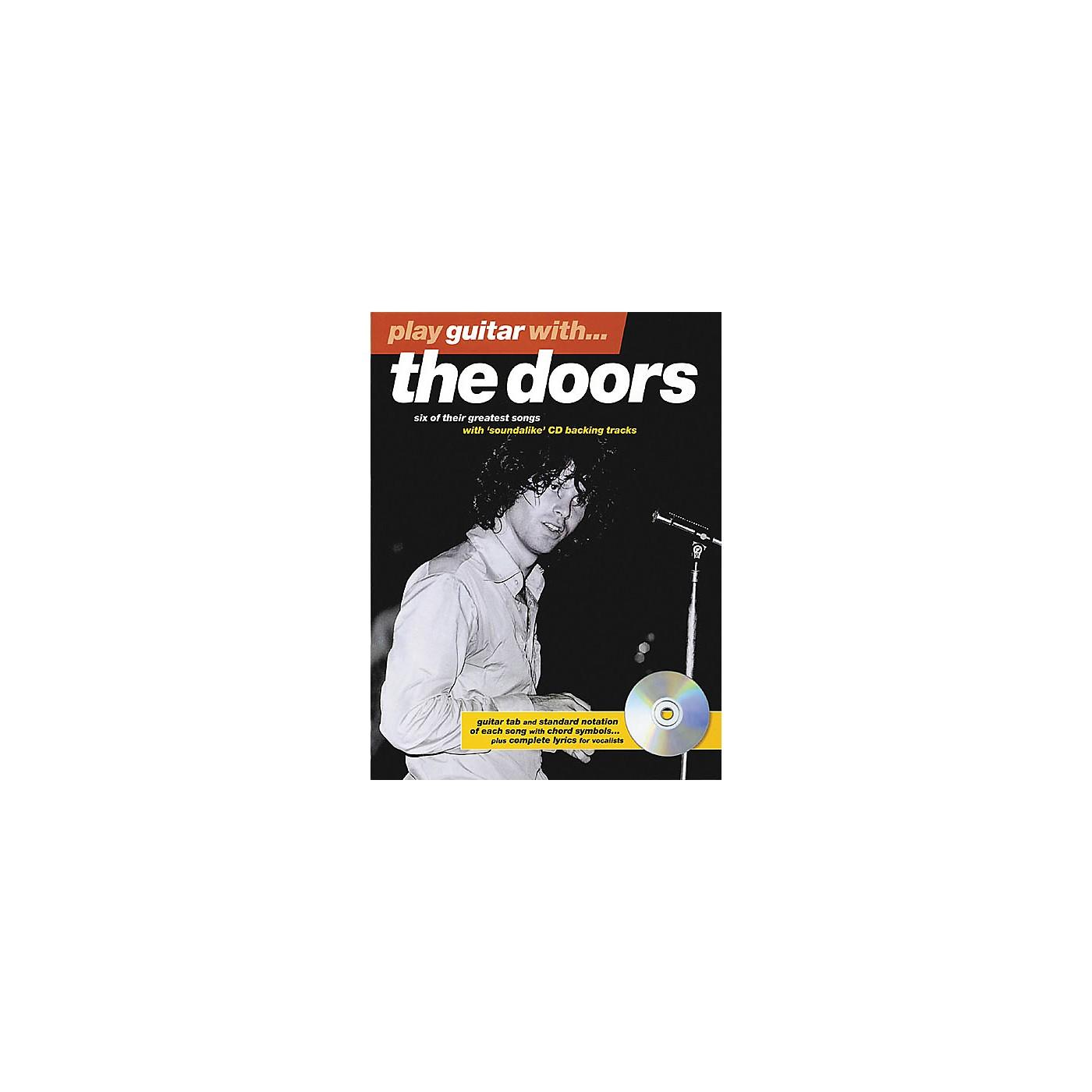 Hal Leonard Play Guitar with The Doors (Book/CD) thumbnail