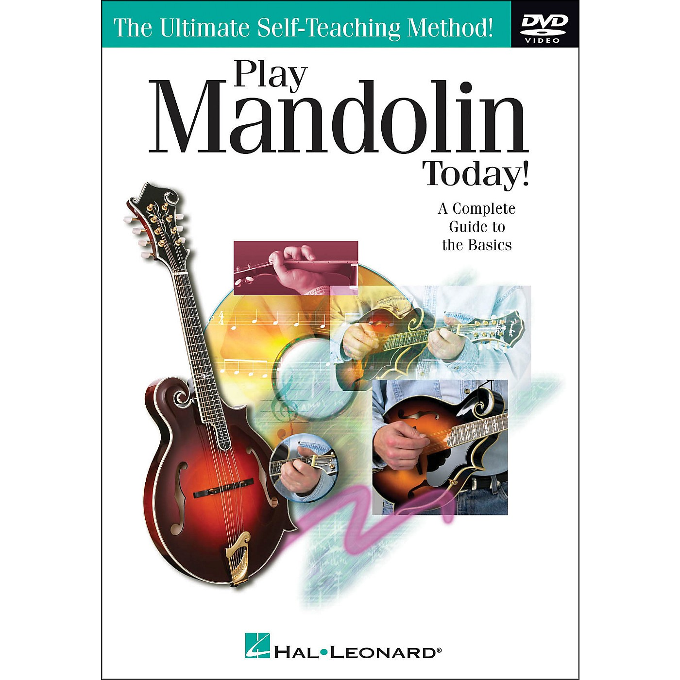 Hal Leonard Play Mandolin Today! DVD thumbnail