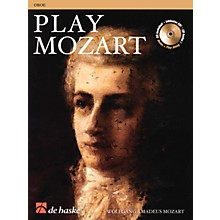 De Haske Music Play Mozart De Haske Play-Along Book Series BK/CD