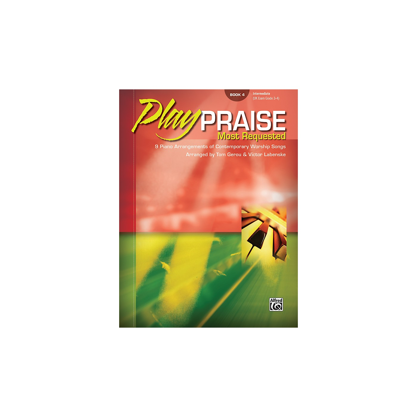 Alfred Play Praise Most Requested Book 4 Piano thumbnail