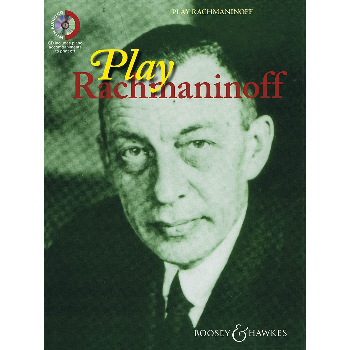 Boosey and Hawkes Play Rachmaninoff Boosey & Hawkes Chamber Music Series BK/CD thumbnail