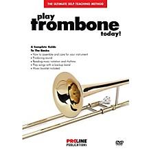 Proline Play Trombone Today DVD