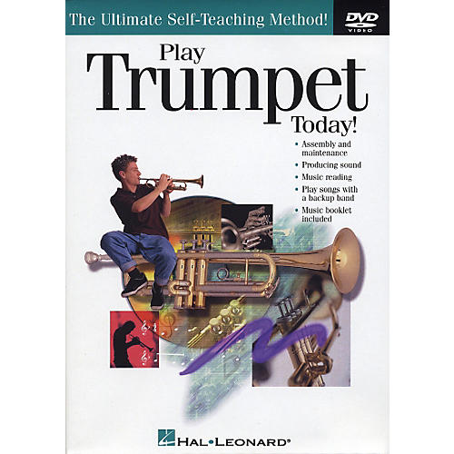 Hal Leonard Play Trumpet Today! (DVD) thumbnail