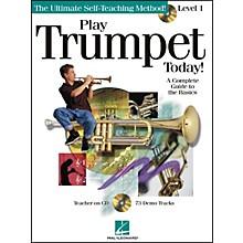 Hal Leonard Play Trumpet Today Level 1 Book/CD