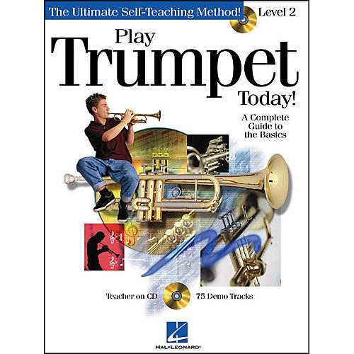 Hal Leonard Play Trumpet Today! Level 2 Book/CD thumbnail