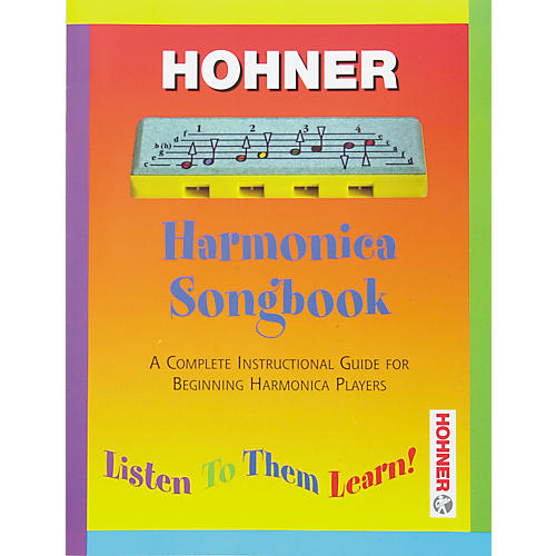 Hohner Play and Learn Harmonica Package thumbnail