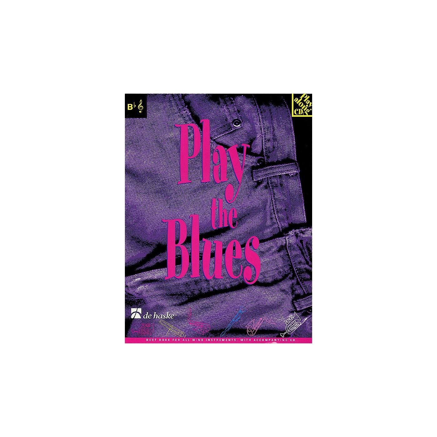 De Haske Music Play the Blues De Haske Play-Along Book Series thumbnail