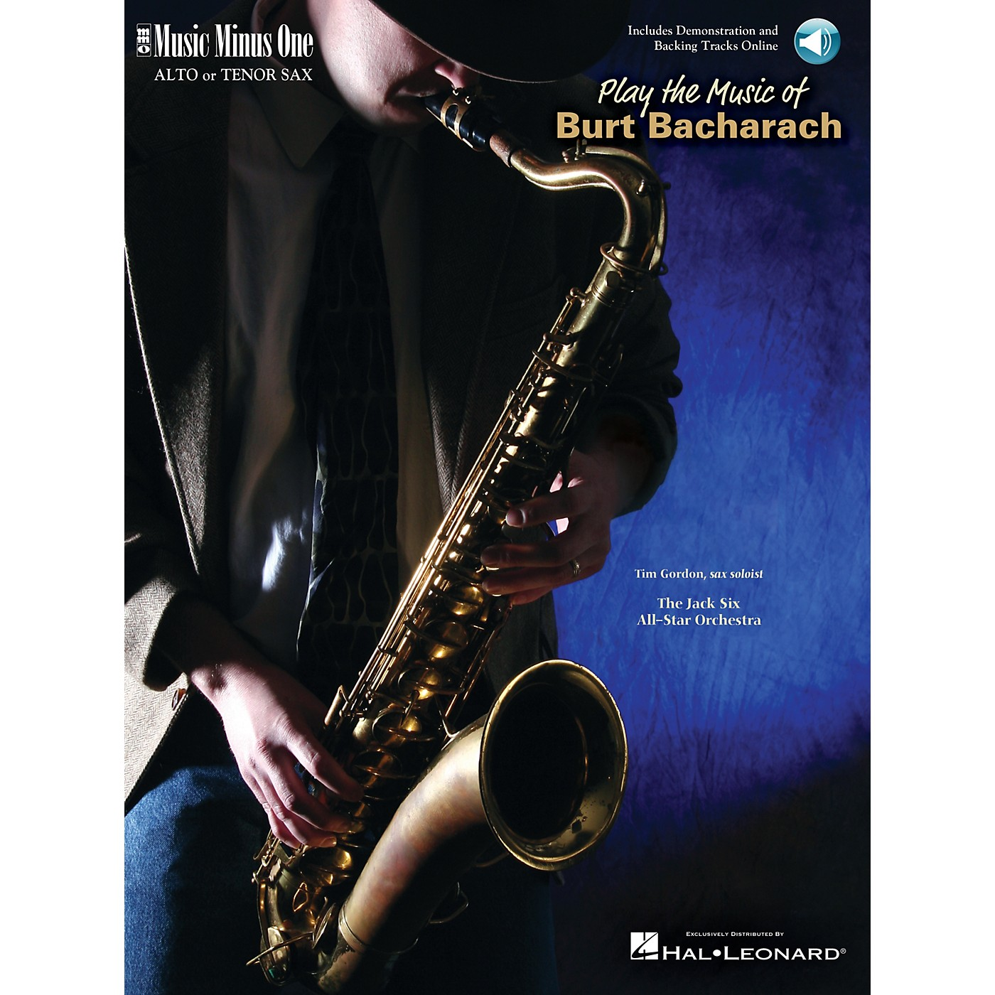 Music Minus One Play the Music of Burt Bacharach Music Minus One Series Book with CD Performed by Tim Gordon thumbnail