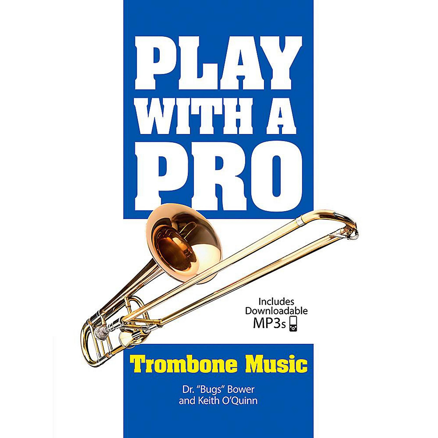 Alfred Play with a Pro: Trombone Music - Book & MP3 Downloads thumbnail