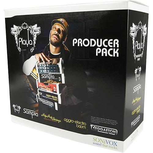 Sonivox Playa Producer Pack thumbnail