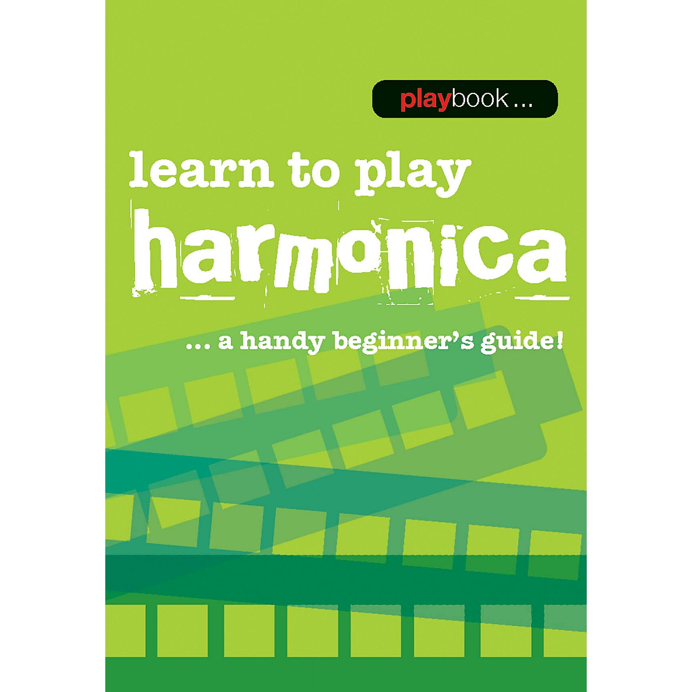 Music Sales Playbook - Learn to Play Harmonica Music Sales America Series Softcover Written by Various thumbnail