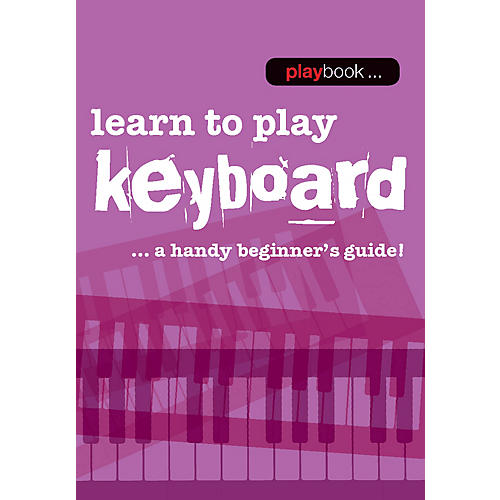 Music Sales Playbook - Learn to Play Keyboard Music Sales America Series Softcover Written by Various thumbnail