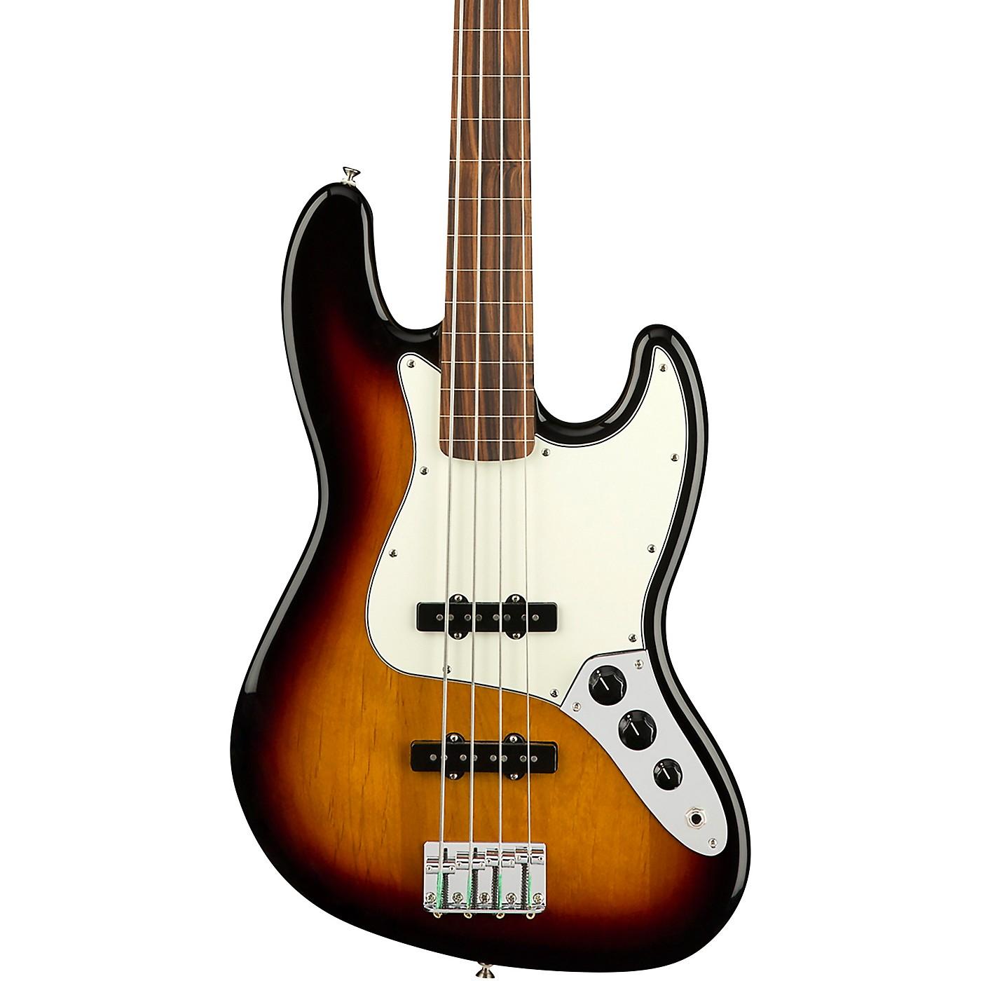 Fender Player Fretless Jazz Bass Pau Ferro Fingerboard thumbnail