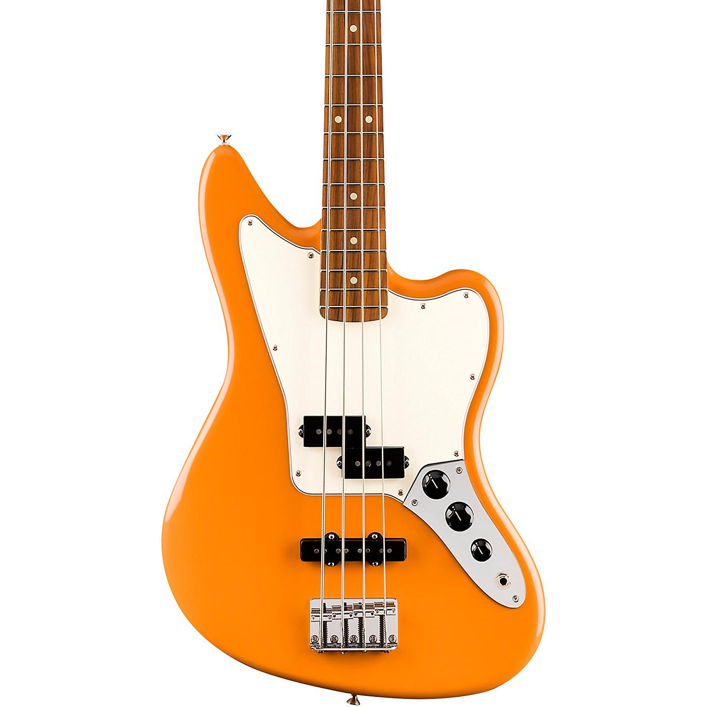 Fender Player Jaguar Bass Pau Ferro Fingerboard thumbnail