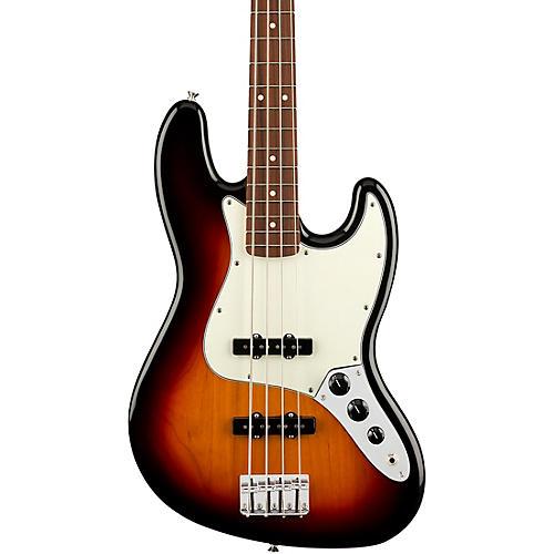 Fender Player Jazz Bass Pau Ferro Fingerboard thumbnail