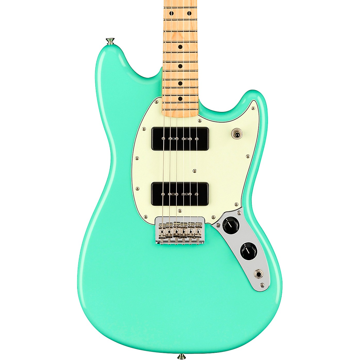 Fender Player Mustang 90 Maple Fingerboard Electric Guitar thumbnail