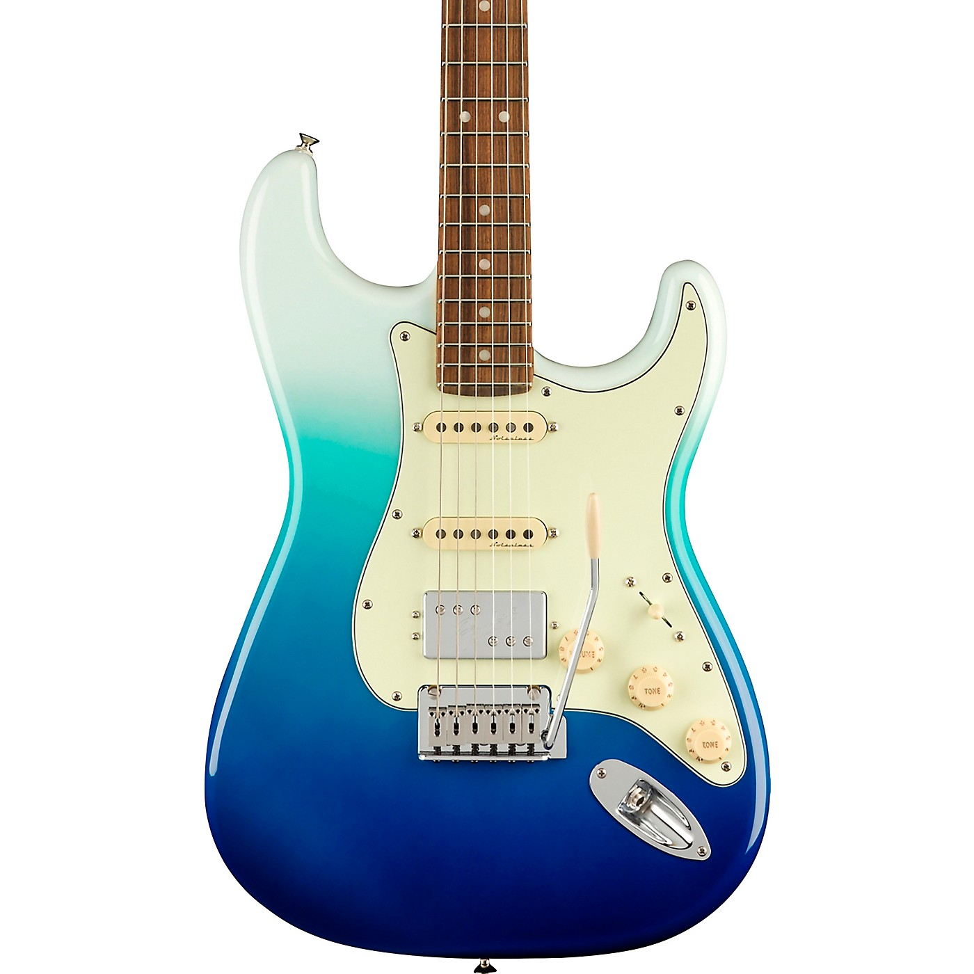 Fender Player Plus Stratocaster HSS Pau Ferro Fingerboard Electric Guitar thumbnail