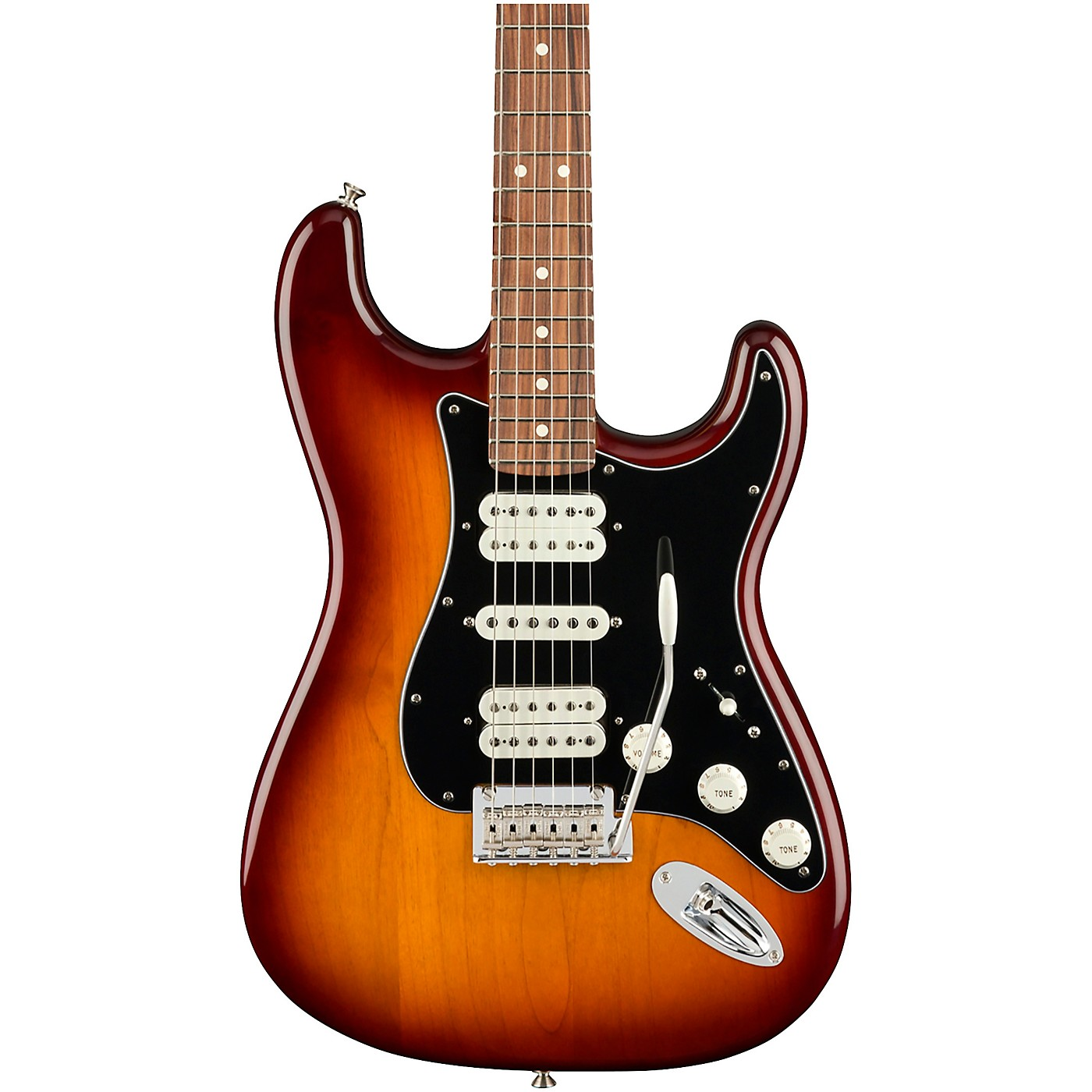 Fender Player Stratocaster HSH Pau Ferro Fingerboard Electric Guitar thumbnail