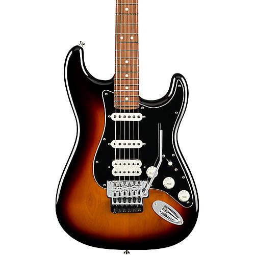 Fender Player Stratocaster HSS Floyd Rose Pau Ferro Fingerboard Electric Guitar thumbnail