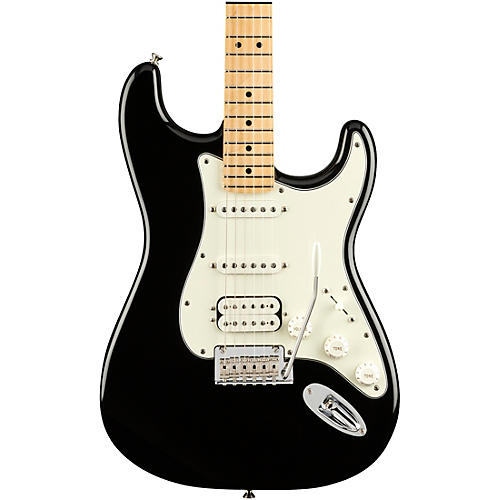Fender Player Stratocaster HSS Maple Fingerboard Electric Guitar thumbnail