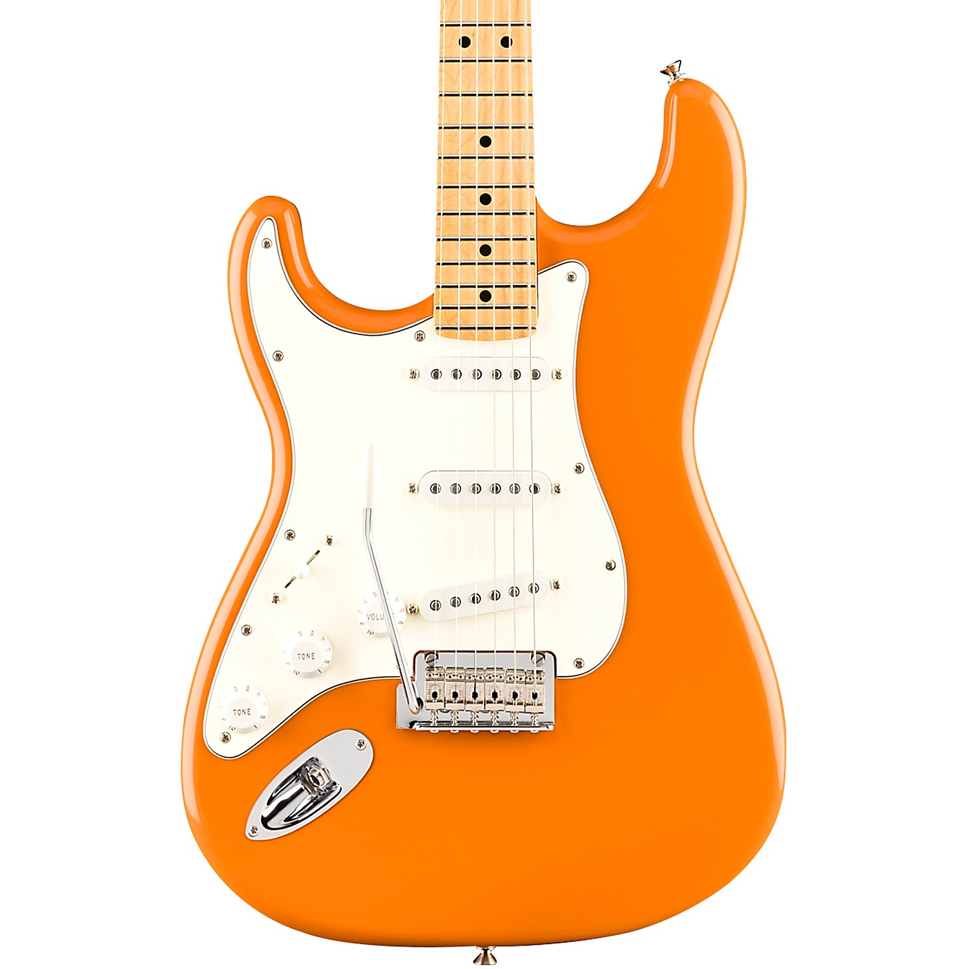 Fender Player Stratocaster Maple Fingerboard Left-Handed Electric Guitar thumbnail