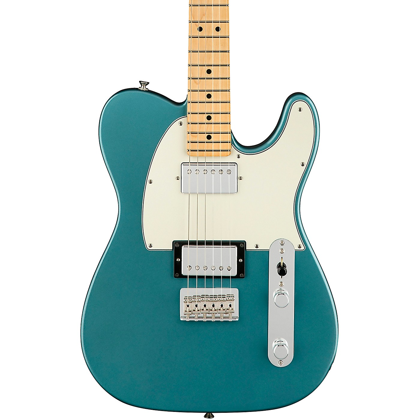 Fender Player Telecaster HH Maple Fingerboard Electric Guitar thumbnail