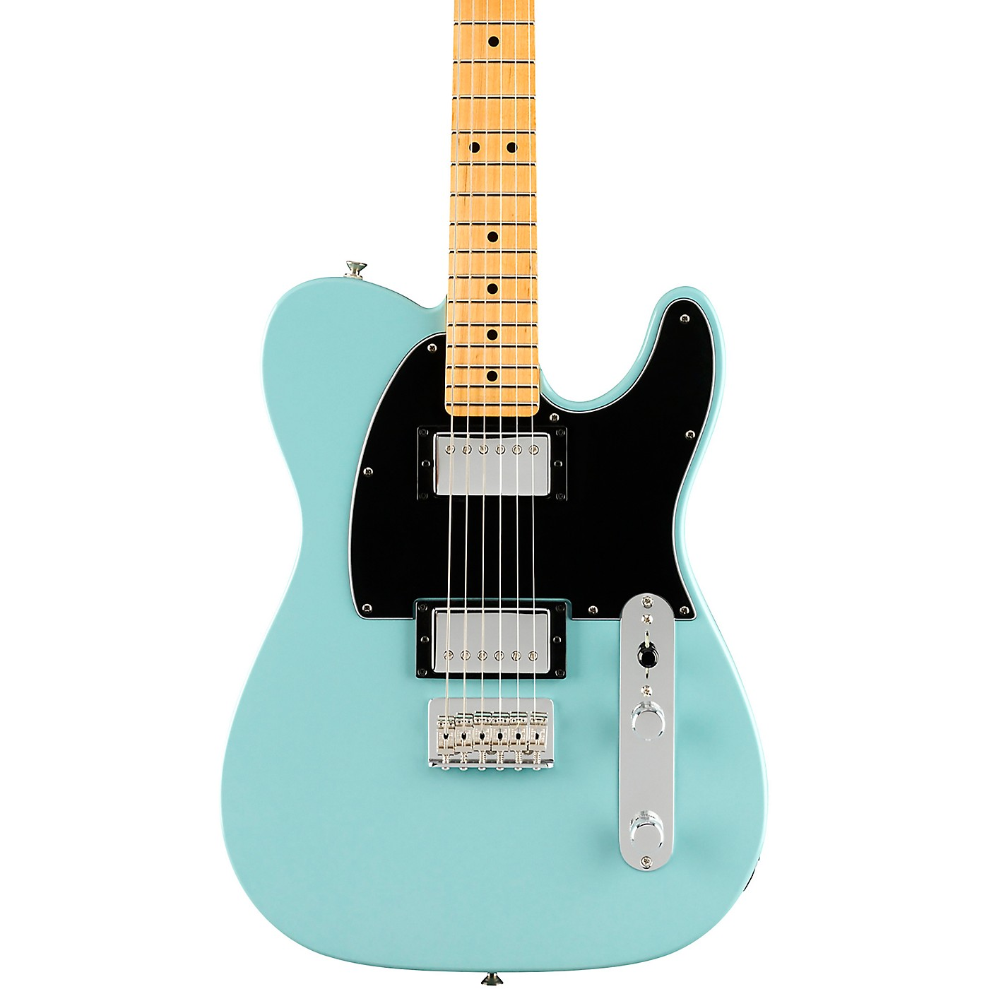 Fender Player Telecaster HH Maple Fingerboard Limited Edition Electric Guitar thumbnail