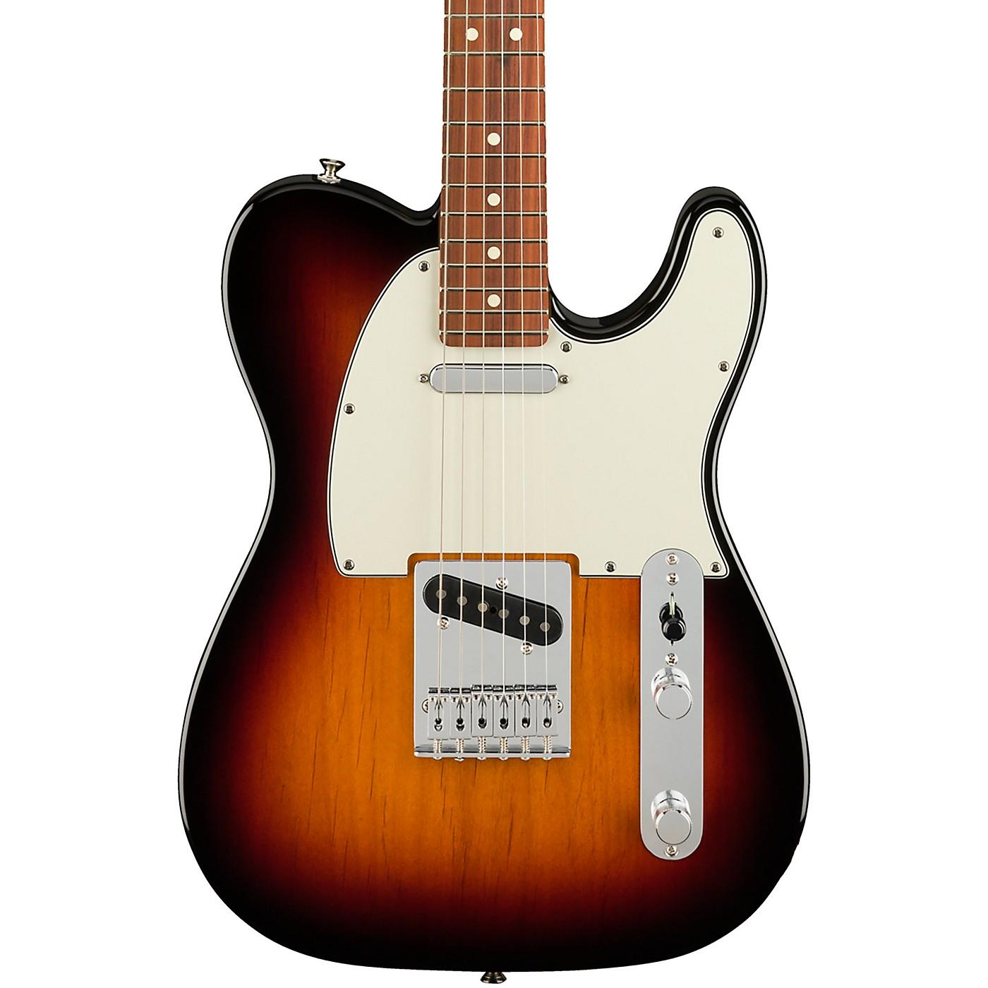 Fender Player Telecaster Pau Ferro Fingerboard Electric Guitar thumbnail