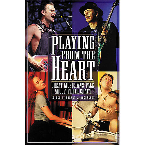 Backbeat Books Playing From The Heart Book thumbnail