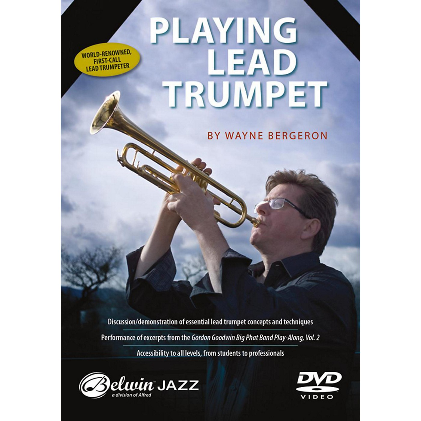 Alfred Playing Lead Trumpet DVD thumbnail
