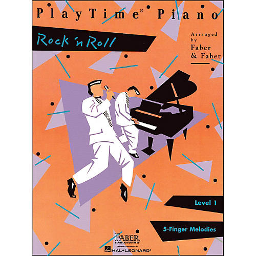 Faber Piano Adventures Playtime Rock N Roll Level 1 thumbnail