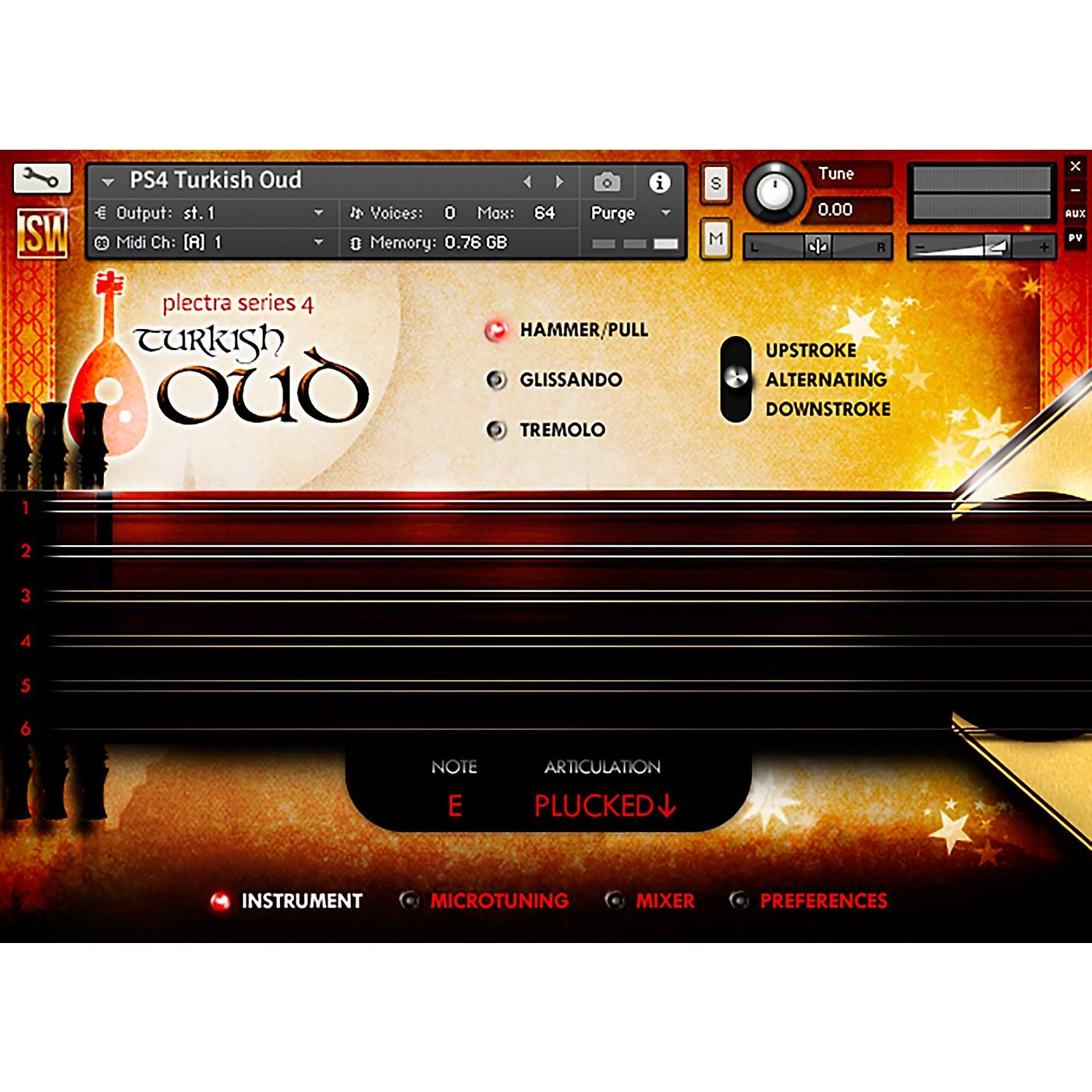 Impact Soundworks Plectra Series 4 - Turkish Oud (Download) thumbnail