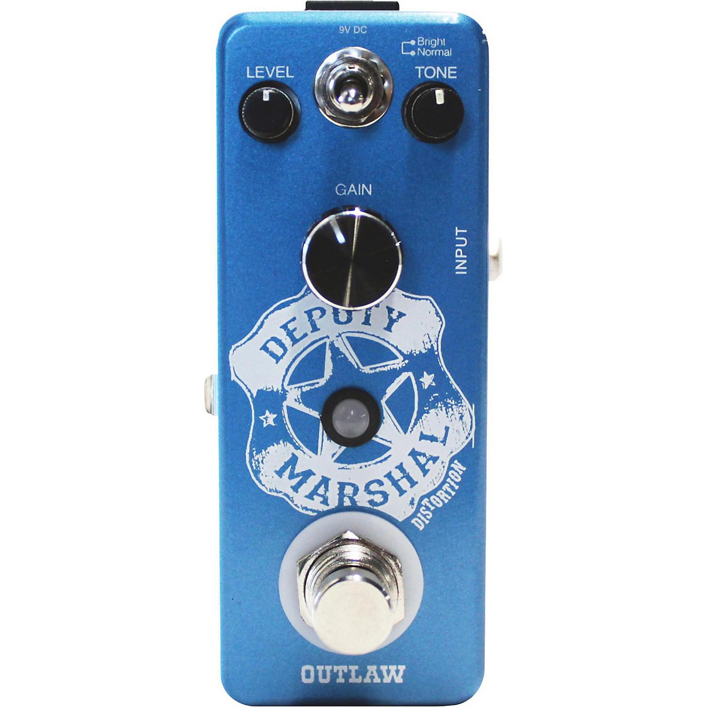 Outlaw Effects Plexi Style Distortion Pedal thumbnail