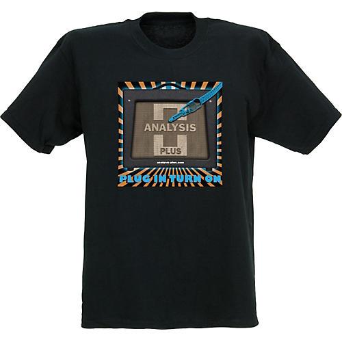 Analysis Plus Plug In T-Shirt, Black-thumbnail