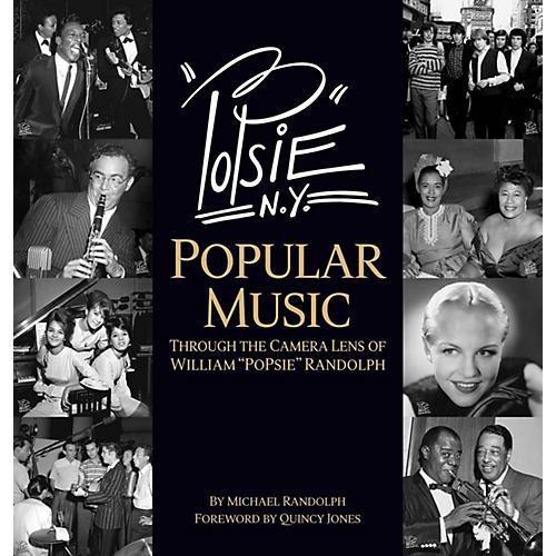 Hal Leonard PoPsie Book Series Hardcover Written by Michael Randolph thumbnail