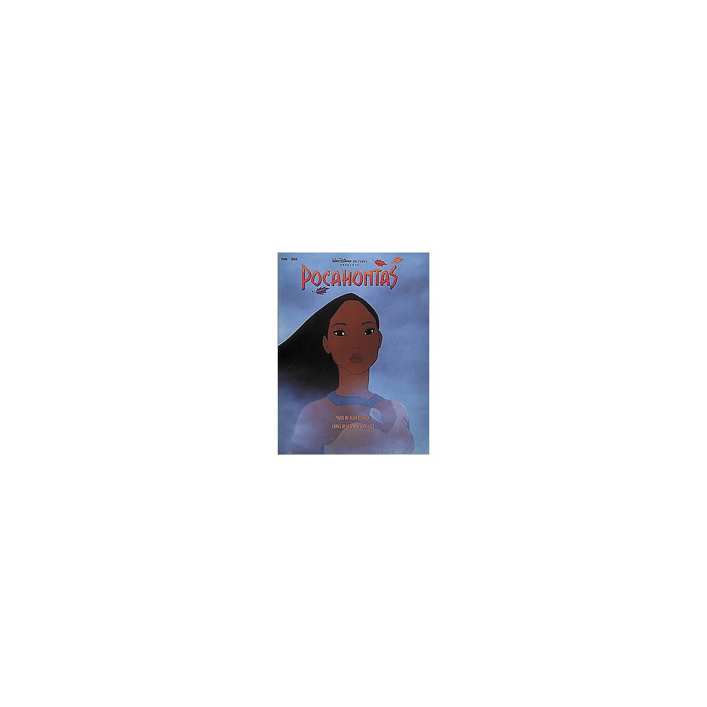 Hal Leonard Pocahontas Piano, Vocal, Guitar Songbook thumbnail