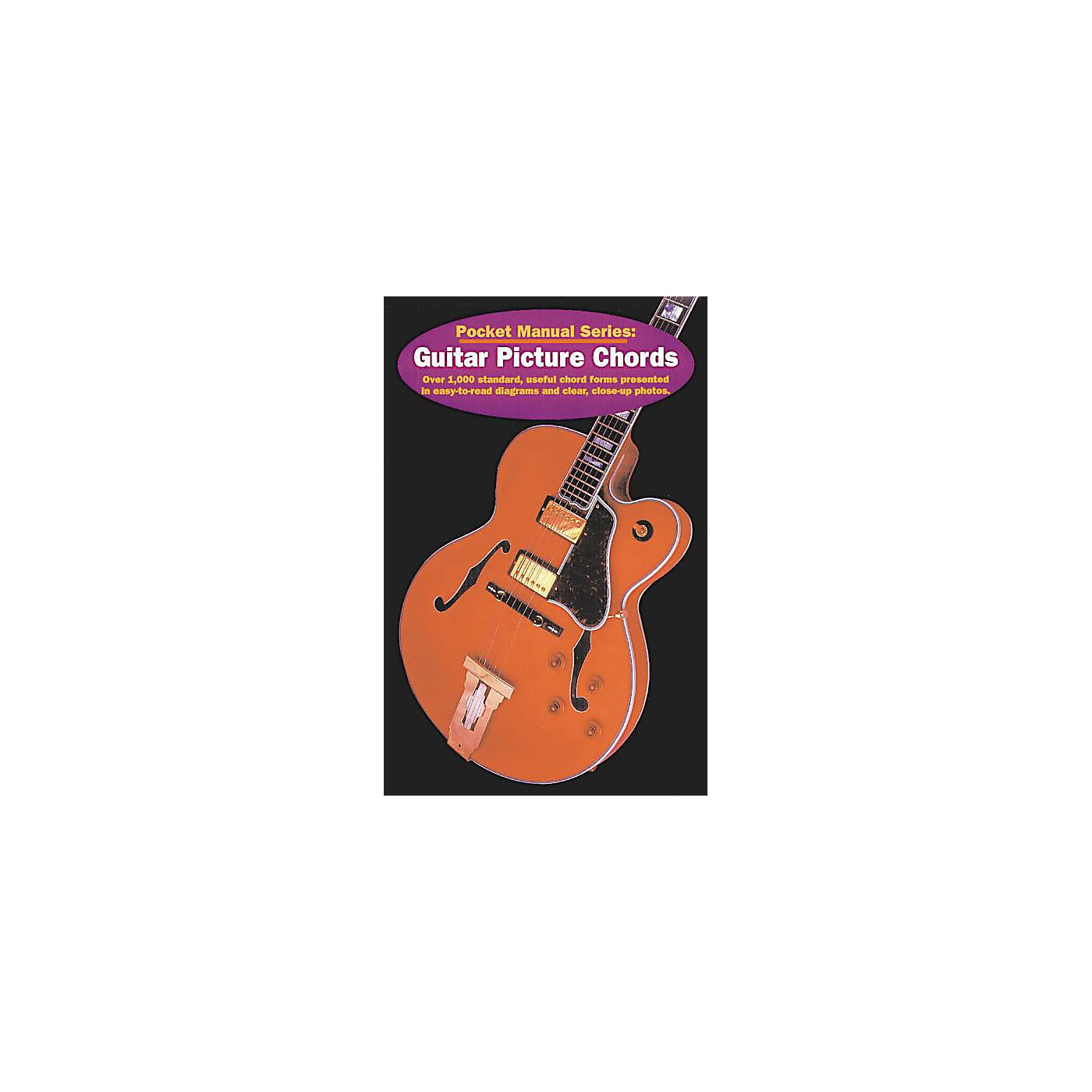 Music Sales Pocket Manual Series - Guitar Picture Chords Music Sales America Series Softcover Written by Ed Lozano thumbnail